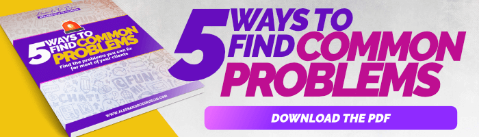 5 ways to find common problems