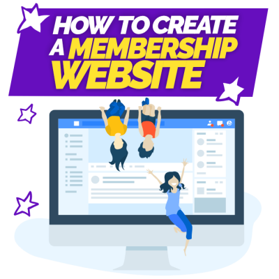 HOW TO CREATE A MEMBERSHIP WEBSITE 	​